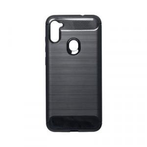 Гръб FORCELL Carbon - Samsung Galaxy A11 черен