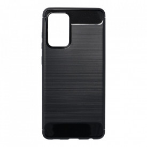 Гръб FORCELL Carbon - Samsung Galaxy A72 / A72 5G черен