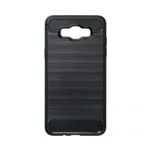 Гръб FORCELL Carbon - Samsung Galaxy J7 2016 черен