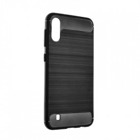 Гръб FORCELL Carbon - Samsung Galaxy M51 черен