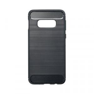 Гръб FORCELL Carbon - Samsung Galaxy S10e черен