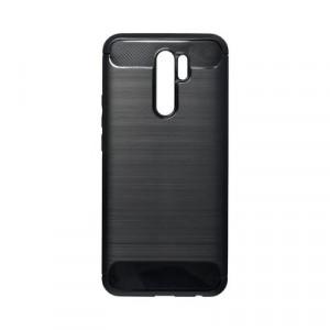 Гръб FORCELL Carbon - Xiaomi Redmi 9 черен