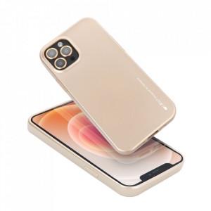 Гръб i-Jelly Mercury - Samsung Galaxy A02S златен