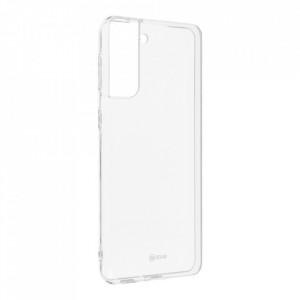 Гръб Jelly Roar - Samsung Galaxy S21 Plus прозрачен