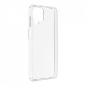 Гръб Super Clear Hybrid - Samsung Galaxy A12 прозрачен