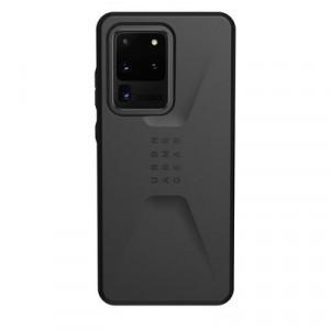 Гръб UAG Civilian - Samsung Galaxy S20 Ultra черен