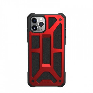 Гръб UAG Monarch - iPhone 11 Pro червен