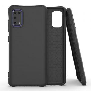 Гъвкав гръб Soft gel - Samsung Galaxy A41 черен