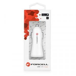Зарядно за кола FORCELL с USB изход 2.4A с бързо зареждане 3.0