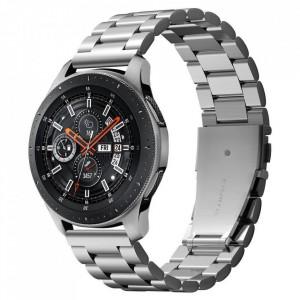 Каишка Spigen Modern Fit - Samsung Galaxy Watch 46mm / Gear S3 сребърен