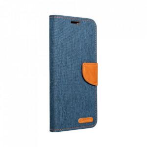 Калъф тип книга Canvas - Xiaomi Redmi Note 10 / 10S син