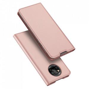 Калъф тип книга DUX DUCIS Skin Pro - Xiaomi Poco X3 NFC розов