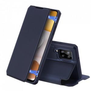 Калъф тип книга DUX DUCIS Skin X - Samsung Galaxy A42 5G син