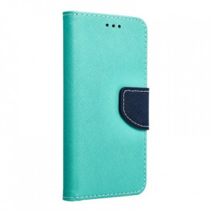 Калъф тип книга Fancy - Samsung Galaxy J5 2016 мента