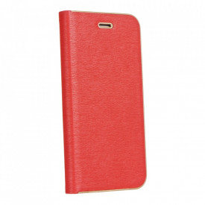 Калъф тип книга Luna - Xiaomi Redmi Note 10 5G / Poco M3 Pro / Poco M3 Pro 5G червен