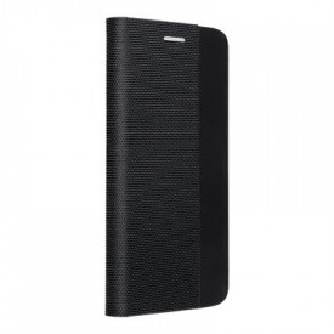Калъф тип книга Sensitive - Huawei P30 Lite черен