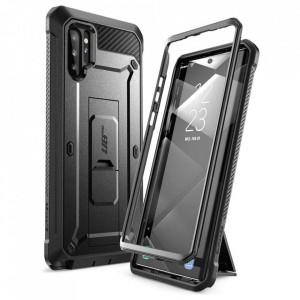Калъф 360° Supcase Unicorn Beetle Pro със стойка - Samsung Galaxy Note 10 Plus черен