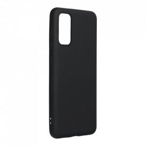 Силиконов гръб FORCELL Silicone Lite - Samsung Galaxy S21 черен