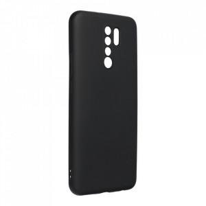 Силиконов гръб FORCELL Silicone Lite - Xiaomi Mi 11 Lite / Mi 11 Lite 5G черен