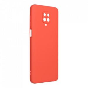Силиконов гръб FORCELL Silicone Lite - Xiaomi Redmi Note 9S / 9 Pro розов