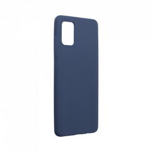 Силиконов гръб FORCELL Soft - Samsung Galaxy A52 5G / A52 LTE ( 4G ) тъмносин