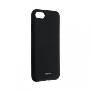 Силиконов гръб ROAR Colorful Jelly - iPhone 7 / 8 черен