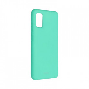 Силиконов гръб ROAR Colorful Jelly - Samsung Galaxy A41 мента