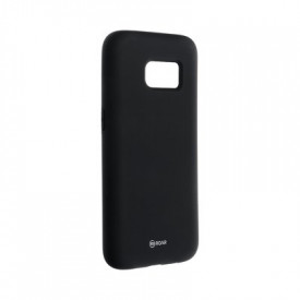 Силиконов гръб ROAR Colorful Jelly - Samsung Galaxy S7 черен