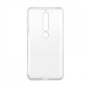 Тънък силиконов гръб 0.5mm - Nokia 6.2 прозрачен