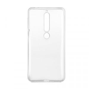 Ултратънък гръб 0.5mm - Nokia 6.2 прозрачен