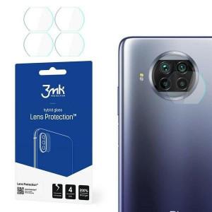 4бр. гъвкав протектор за камера 3MK Lens Protect - Xiaomi Mi 10T Lite 5G
