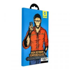 5D закален стъклен протектор MR. MONKEY Strong HD - iPhone 11 Pro Max черен
