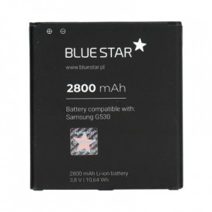 Батерия - Samsung Galaxy Grand Prime (G530) / J3 2016 / J5 2800mAh Li-Ion BLUE STAR Premium