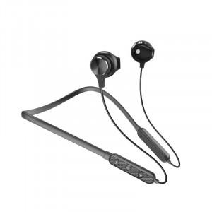 Безжична Bluetooth слушалка колие Dudao черен (U5 Plus черен)