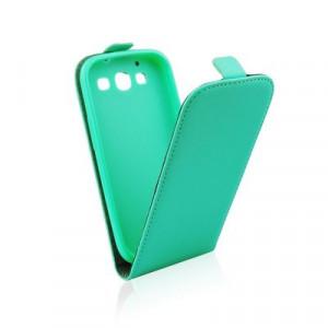 Вертикален калъф Slim Flexi - iPhone 6 / 6s лайм