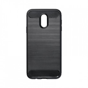 Гръб FORCELL Carbon - Samsung Galaxy J7 2017 черен