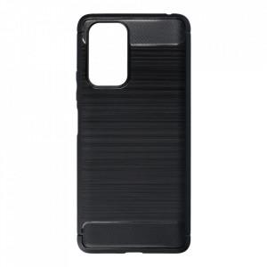 Гръб FORCELL Carbon - Xiaomi Redmi Note 10 Pro черен