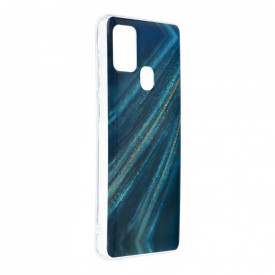 Гръб Forcell MARBLE COSMO - Samsung Galaxy A21s дизайн 10