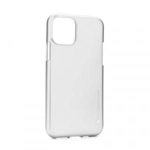 Гръб i-Jelly Mercury - iPhone 11 Pro сребрист