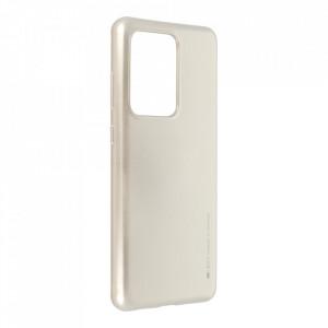 Гръб i-Jelly Mercury - Samsung Galaxy S20 Ultra златист