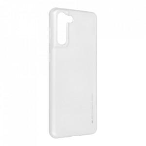 Гръб i-Jelly Mercury - Samsung Galaxy S21 Plus сребрист