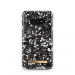 Гръб iDeal of Sweden - Samsung Galaxy S10e сив-мозайка