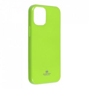 Гръб Jelly Mercury - iPhone 12 Mini лайм