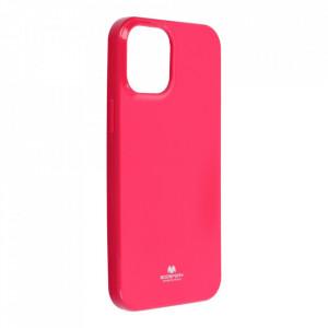 Гръб Jelly Mercury - iPhone 12 Pro Max розов