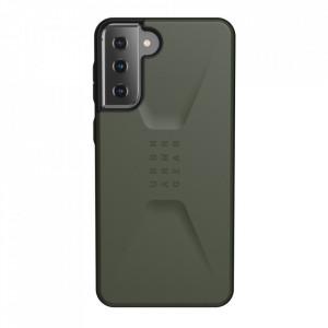 Гръб UAG Urban Armor Gear Civilian - Samsung Galaxy S21 Plus зелен