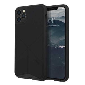 Гръб UNIQ Transforma - iPhone 11 Pro Max черен