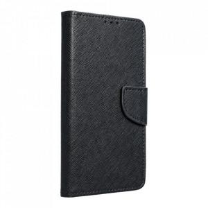 Калъф тип книга Fancy - Samsung Galaxy S21 черен