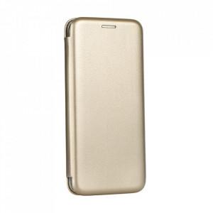 Калъф тип книга FORCELL Elegance - Huawei P Smart 2021 златист