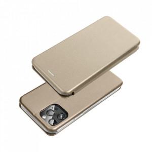 Калъф тип книга FORCELL Elegance - Xiaomi Redmi Note 9T 5G златист