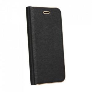 Калъф тип книга Luna - Samsung Galaxy A02s черен